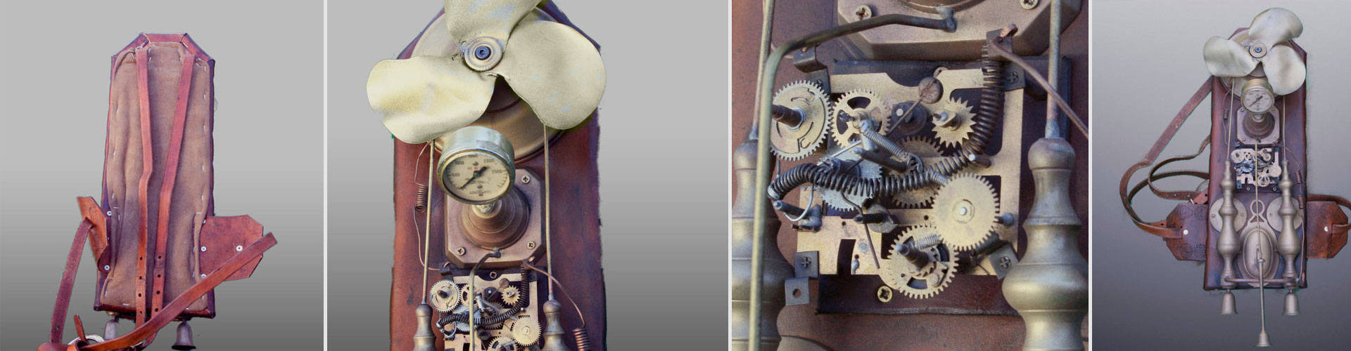 Steampunk Maniacs Backpack